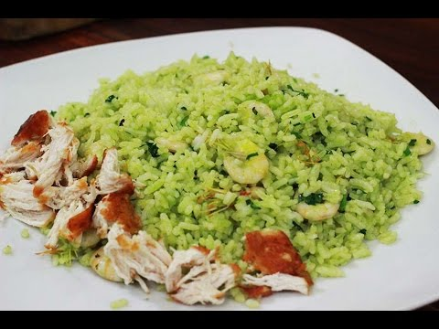 Video Nasi Goreng Hijau