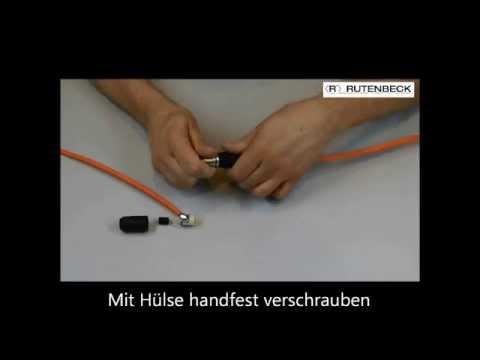 Rutenbeck Universalverbinder Montagevideo