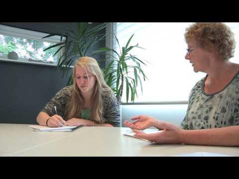 Diantha van Teulingen MBO Uitblinker ROC Kop van Noord-Holland 2016
