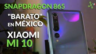 Xiaomi Mi 10 en México: UNBOXING, precios e impresiones del Snapdragon 865 BARATO