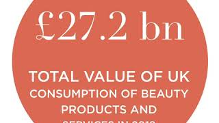 CEO of British Beauty Council, Millie Kendall MBE talks British beauty in numbers