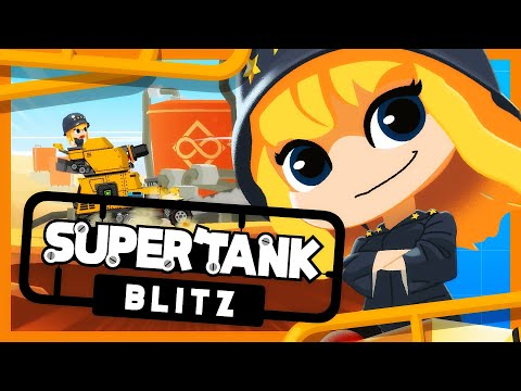Super Tank Blitz, Pre-register now!