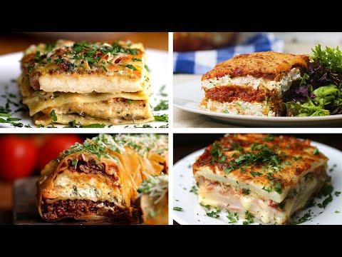 8 Epic Lasagnas