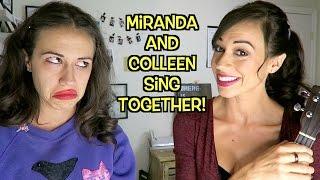 Wildest Dreams cover - Miranda & Colleen