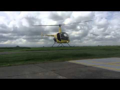 Patron de Vuelo Helicóptero Robinson 22 Beta II Escuela de Aviación del Pacífico Ltda.