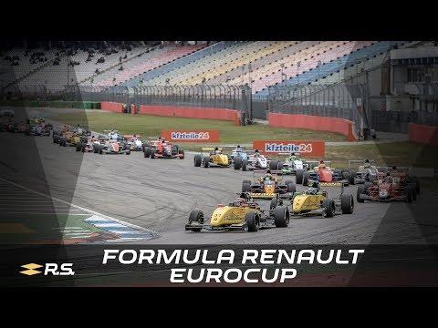 LIVE - 2019 Formule Renault Eurocup - Hockenheim - Qualifying 2