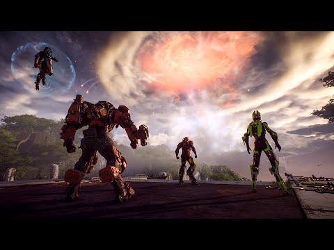 Vidéo sur le Endgame du jeu de Anthem