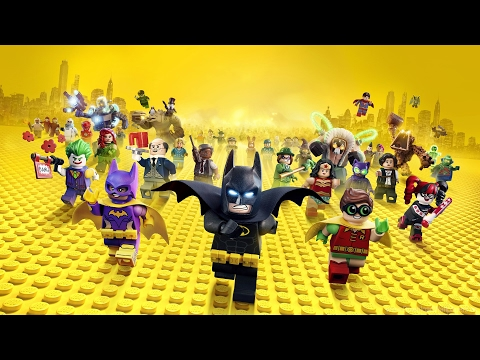Soundtrack The LEGO Batman Movie (Theme Song) - Musique film Lego Batman, Le Film