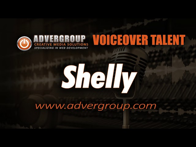 SHELLY Female VOICEO ..
