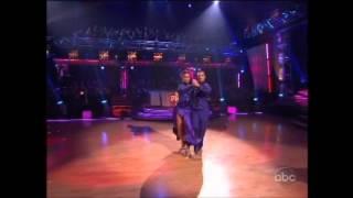 "DWTS Results Show ""Redneck Woman"" Bristol Palin & Mark Ballas Part 1"