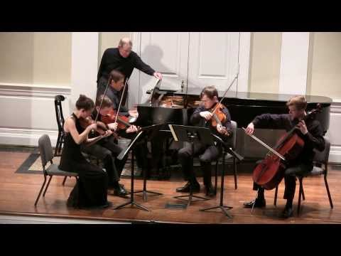 Brahms Piano Quintet in F minor