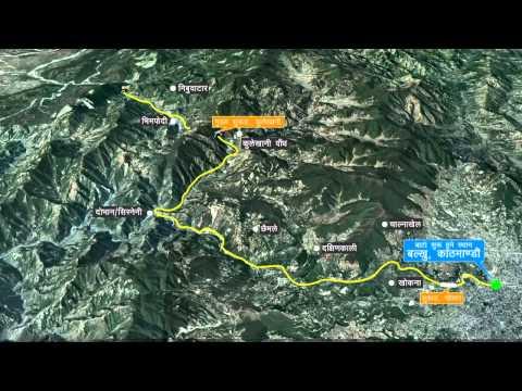 Nowa autostrada w Nepalu