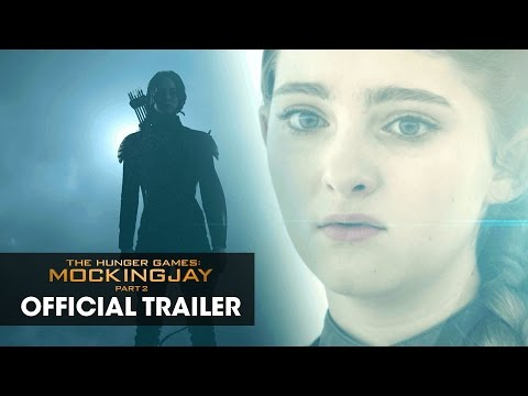 Hunger Games Mockingjay Part 2 For Prim Trailer
