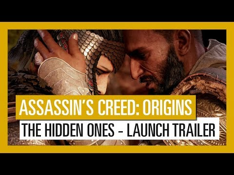 The Hidden Ones Launch Trailer