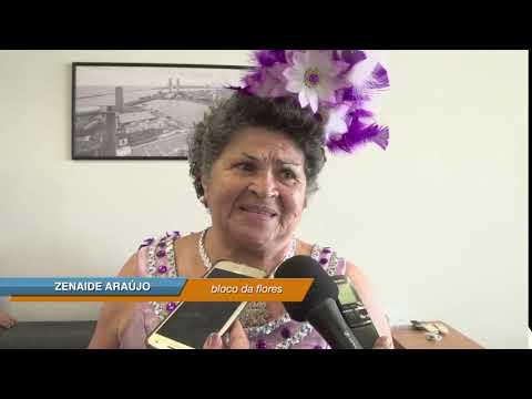 Bloco das Flores, que completará 100 anos, é homenageado no Carnaval do Recife de 2020