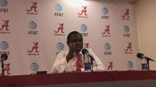 Avery Johnson after Kentucky beat Alabama