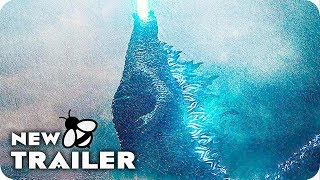 GODZILLA 2 Teaser Trailer (2019) King of the Monsters
