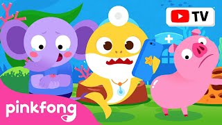 [4K] Best Kids Songs   Pinkfong for TV   Sing and Dance at Home! 🏠   Pinkfong Nursery Rhymes