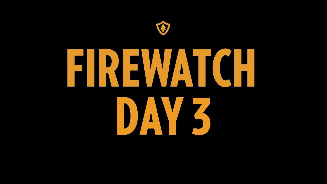 Firewatch (PS4) – Part 03 – Day 3 bis Day 76
