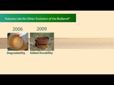CRYSTALYX® BioBarrel® Evolution
