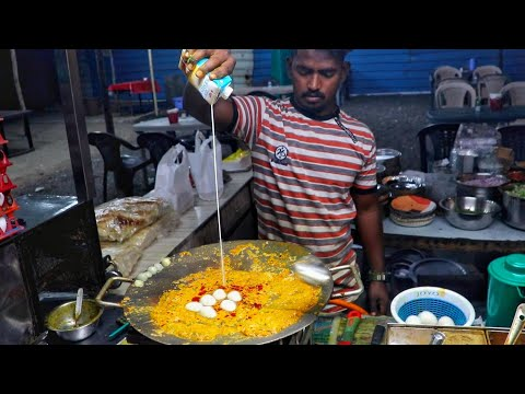 Surat's Most Wanted Egg Dish | Delicious Egg Malai Kofta | Egg Street Food | Indian Street Food