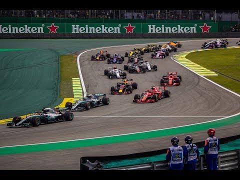 Hamilton intocável, Vettel já perdendo para Leclerc e Kubica de volta | GP às 10