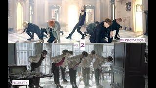 BTS (방탄소년단): EXPECTATION vs. REALITY part. 2