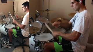 Alex English Tree City Sessions by Dance Gavin Dance: Drum Cover by Joeym71