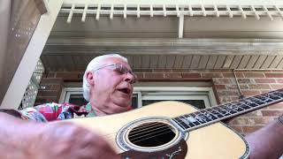 Bryan Watson singing Hank Williams song May you never be alone like me