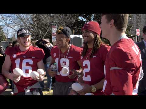 The University of Alabama: 2018 National Championship Parade (2018)