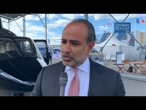 Bell's Rehman Discusses Global Helicopter Market, Re-Branding, 505 & 525