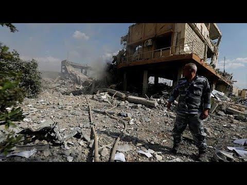 Επίθεση στη Συρία: Η αντίδραση Ρωσίας και Ιράν