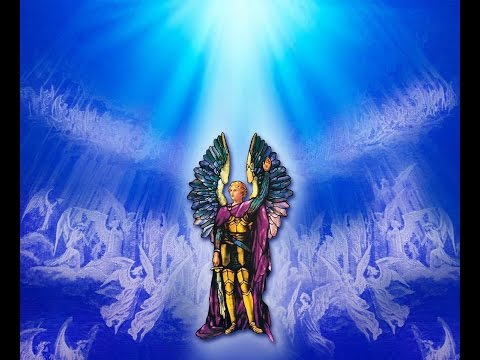 Archangel Michael Prayer for the consuming of the effects of black magic