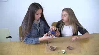 Tutorial: Schüsseln aus Schokolade herstellen