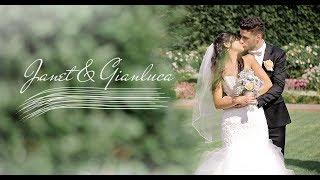 Italienische Hochzeit von Janet & Gianluca