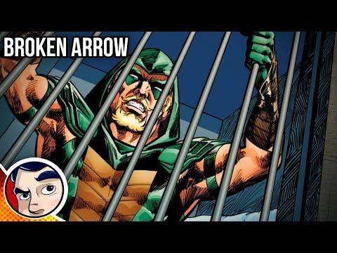 Green Arrow Broken Arrow End Of Green Arrow Rebirth