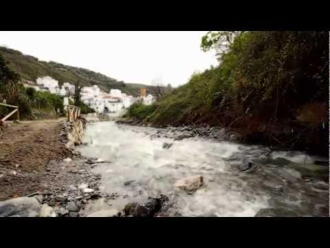 Árchez HD: En la ruta mudéjar. Provincia de Málaga y su Costa del Sol