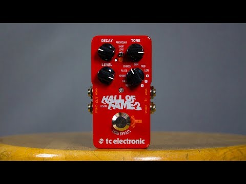 TC Electronic Hall of Fame 2 Reverb – Ambient Guitar Gear Review