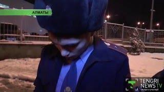 Лжеполицейского задержали в Алматы