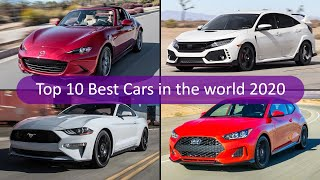 Top 10 Best Cars in the world 2020 | Gossip.pk