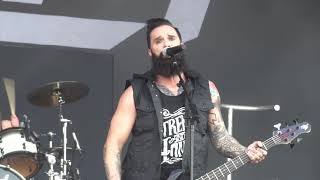 Skillet   LEGENDARY Welcome To Rockville 2019 (Part 12) Jacksonville Florida 05  04  2019