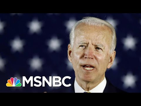 Why Joe Biden May Be Exactly What The Country Needs Right Now | Deadline | MSNBC