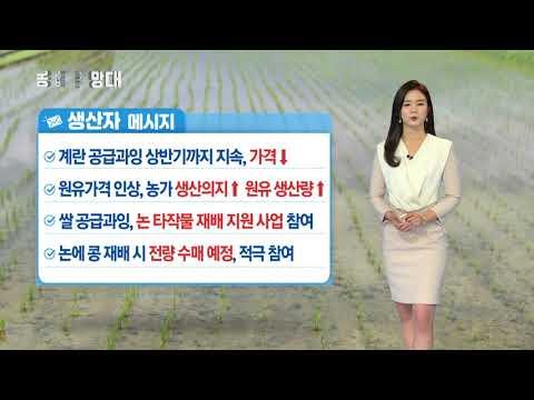 YTN 농업전망대(축산, 곡물관측 6월) (2019.06.01.) 이미지