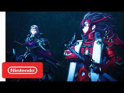 Fire Emblem Warriors - Game Trailer - Gamescom 2017 thumbnail