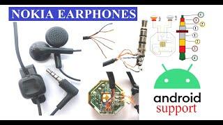 how to repair old Nokia earphone jack. NOKIA EARPHONE. how to repair earphones.