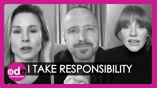 'I Take Responsibility': Celebs Pledge To Act Against Racism in New Video