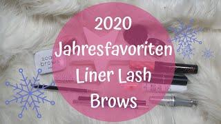 JAHRESFAVORITEN | JENNYS HIGHLIGHTS 2020 | LASH | LINER | BROWS | #5