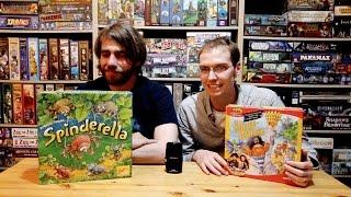 Kinderspiel des Jahres 2015: Nominiert sind Spinderella, Schatz Rabatz und Push-A-Monster