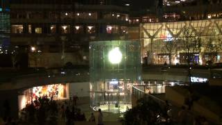 Video : China : Scenes of ShangHai 上海 at night