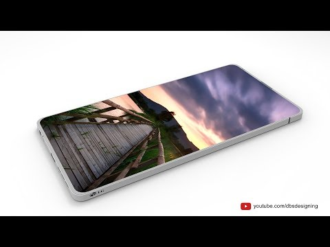 LG G7, concept video e specifiche tecniche